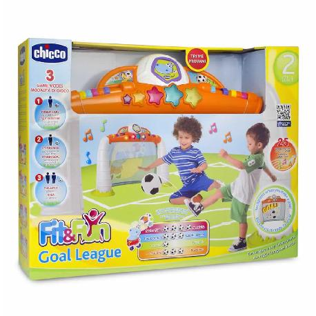 FIT & FUN GOAL LEAGUE -CHICCO-