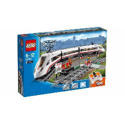 LEGO  CITY-TREN  ALTA  VELOCIDAD  PASAJEROS