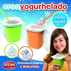 CREA YOGUR HELADO