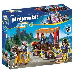 PLAYMOBIL TRIBUNAL REAL CON ALEX