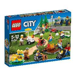 LEGO CITY-PARQUE GENTE EN LA CIUDAD