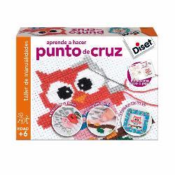 APRENDO PUNTO DE CRUZ -DISET-