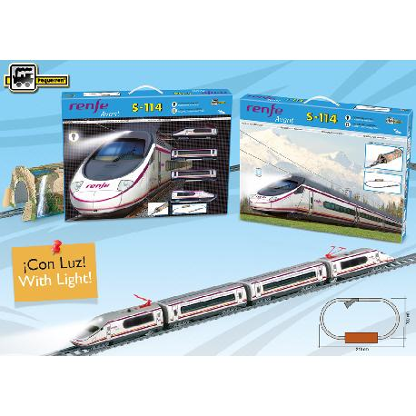 TREN RENFE AVANT S-114