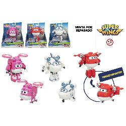 SUPER WINGS FIGURA TRANSFORM+ACCES.