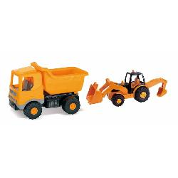 CAMION  VOLQUETE  C/TRACTOR  -AVC-