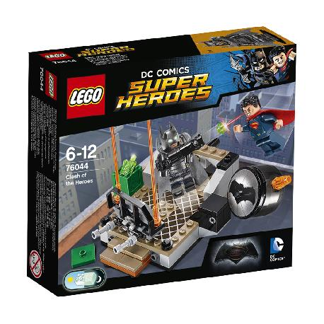 LEGO SUPERHEROES-DC CHOQUE DE HEROES