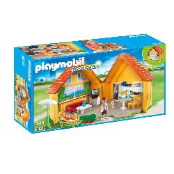 PLAYMOBIL  CASA  CAMPO...