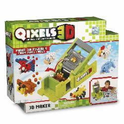 QIXELS-3D BUILDER