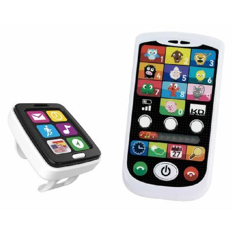 SMART WATCH+TELEFONO MOVIL E/KIT