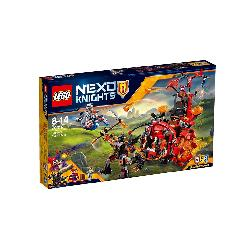 LEGO NEXO KNIGHTS-VEHICULO MALVADO JESTR