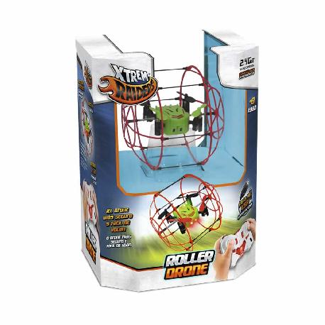 DRONE R/C ROLLER
