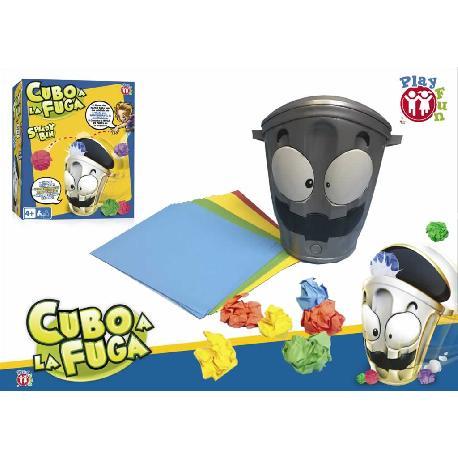 CUBO A LA FUGA -IMC-
