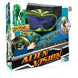 ALIENS  VISION  JUEGO  -IMC-