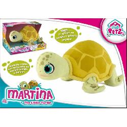TORTUGA  MARTINA  PELUCHE  INTERACT.  -IMC-
