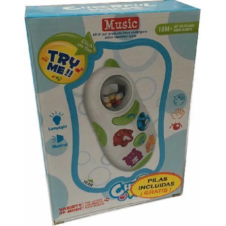 TELEFONO MOVIL INFANTIL -PLAST-
