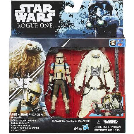 STAR WARS-FIGURA ROGUE ONE DELUXE