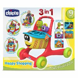 ANDADOR HAPPY SHOPPING -CHICCO-