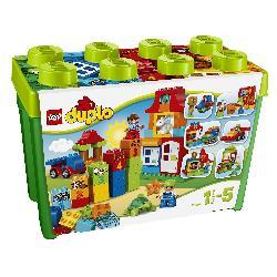 LEGO  DUPLO-CAJA  DIVERTIDA  DELUXE