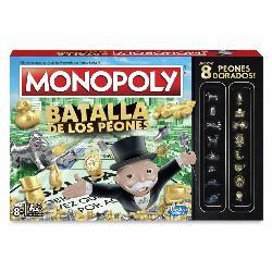 MONOPOLY  BATALLA  PEONES