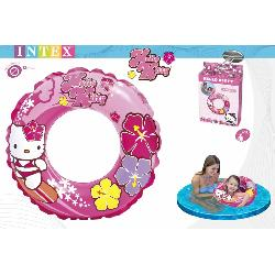 FLOTADOR HELLO KITTY 61CM -COLORBABY-