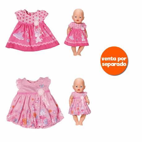 42222375d BABY BORN-VESTIDOS COLECCION -BANDAI-