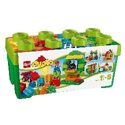 LEGO  DUPLO-CAJA  DE  DIVERSION