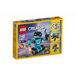 LEGO  CREATOR-ROBOT  EXPLORADOR