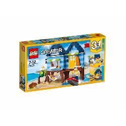 LEGO  CREATOR-VACACIONES  EN  LA  PLAYA