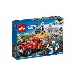 LEGO  CITY-CAMION  GRUA  EN...