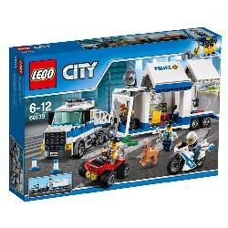 LEGO  CITY-CENTRO  CONTROL...