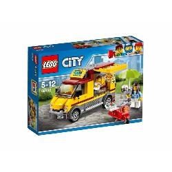 LEGO  CITY-CAMION  DE  PIZZA