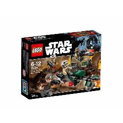 LEGO  STARWARS-PACK  COMBATE  SOLD.  REBELDE
