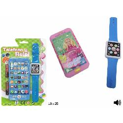 SMART PHONE+SMART WATCH E/BLISTER