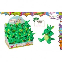 DRAGON 20CM VERDE -BEATRIZ-