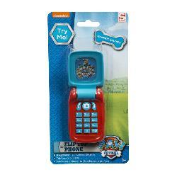 TELEFONO PAW PATROL LUCES Y SONIDO