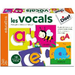 LES VOCALS -DISET-
