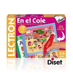 LECTRON EN EL COLE