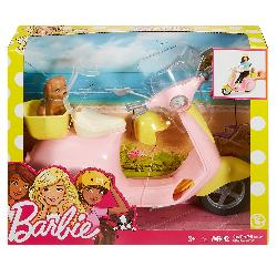 BARBIE  MOTO  DE  BARBIE
