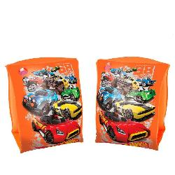MANGUITOS HOT WHEELS 23X15CAM NARANJA