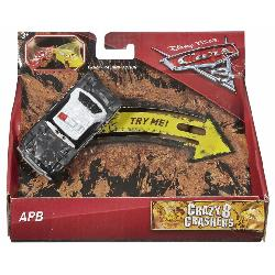 CARS-COCHES CRAZY 1:55 CARS 3