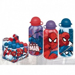 CANTIMPLORA SPIDERMAN ALUMINIO 500ML
