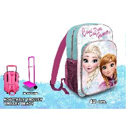 CARTEARA ESP. FROZEN ADAPT.42 CM.-KIDS-