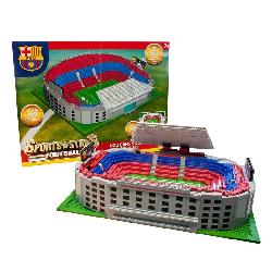 ESTADIO  CAMP  NOU  FCBARCELONA  1400  PCS