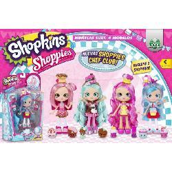 SHOPPIES  S3-MUÑECAS  SURT.