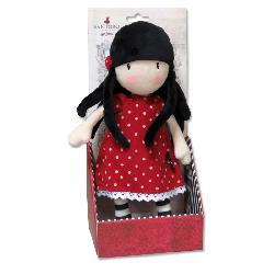 GORJUSS  MUÑECA  TRAPO  30CM  NEW  HEIGHTS