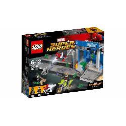 LEGO  SUPERHEROES-ATRACO  AL  CAJERO  AUTOM.