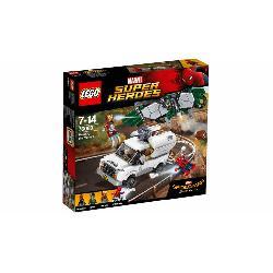 LEGO  SUPERHEROES-CUIDADO...