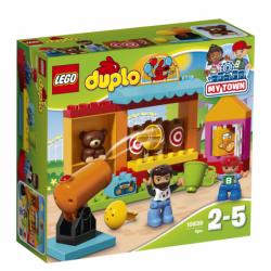 LEGO  DUPLO-PUESTO  DE  TIRO  AL  BLANCO