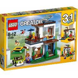 LEGO  CREATOR-CASA  MODULAR  MODERNA