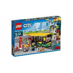 LEGO  CITY-ESTACION  DE  AUTOBUSES